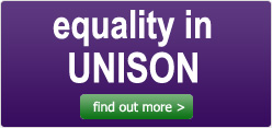 Equality in UNISON, find our more