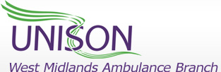 UNISON West Midlands Ambulance Branch